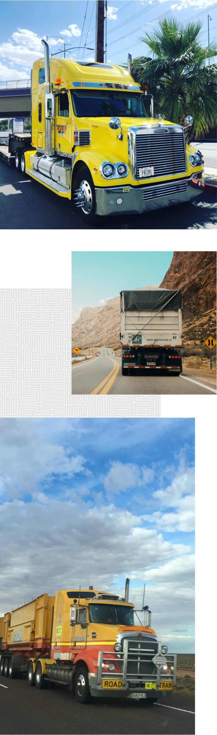 Prove negligence in a truck accident personal injury case