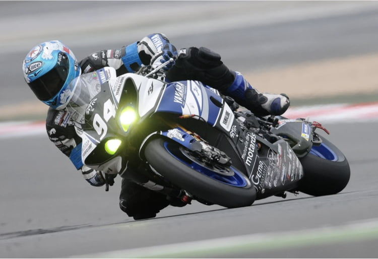 Claim damages after a motorcycle accident